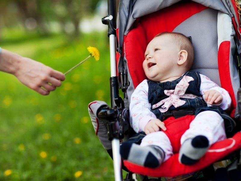 Полезные игры для увлекательной прогулки с малышом