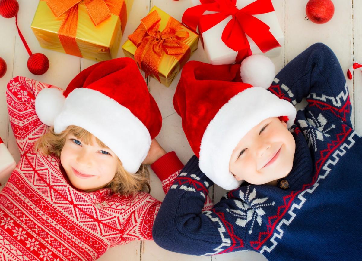 Хороший подарок на новый год детям