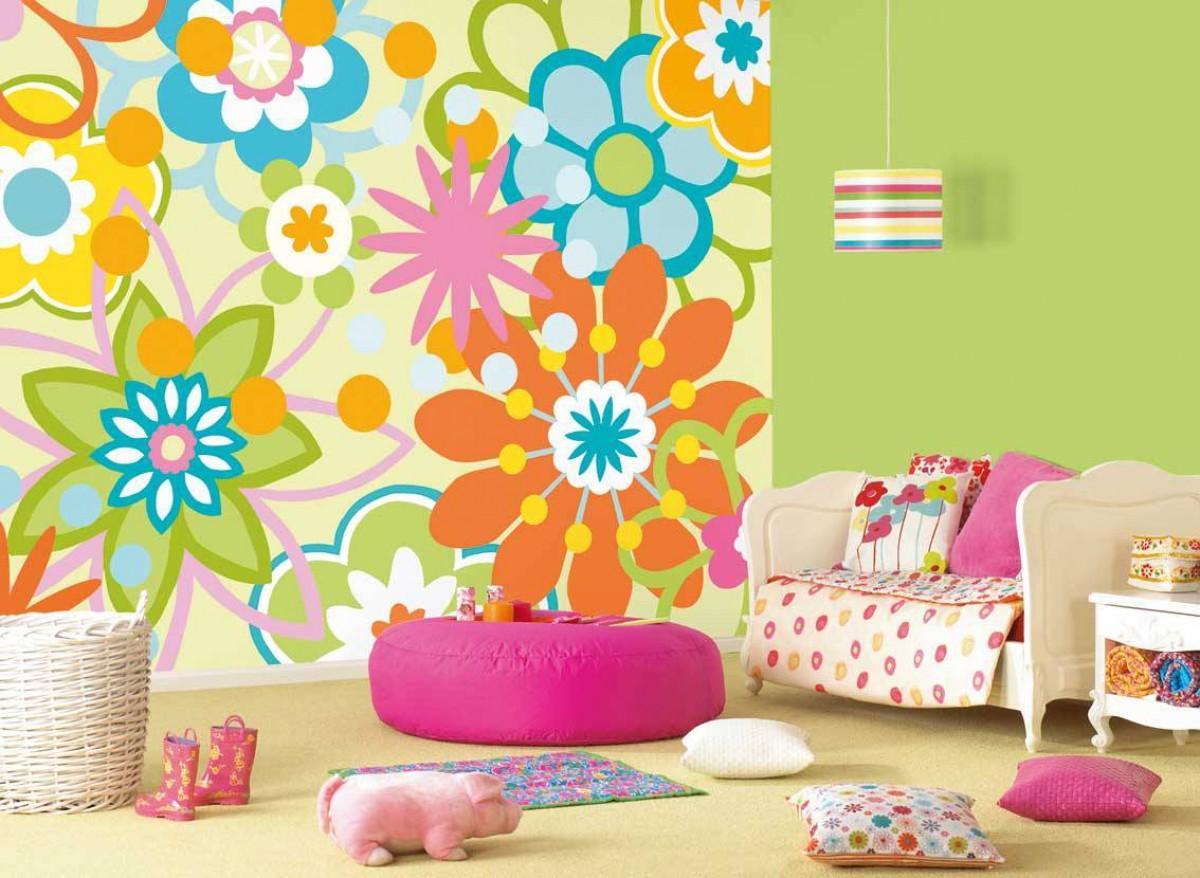 Лучший цвет стен гостиная