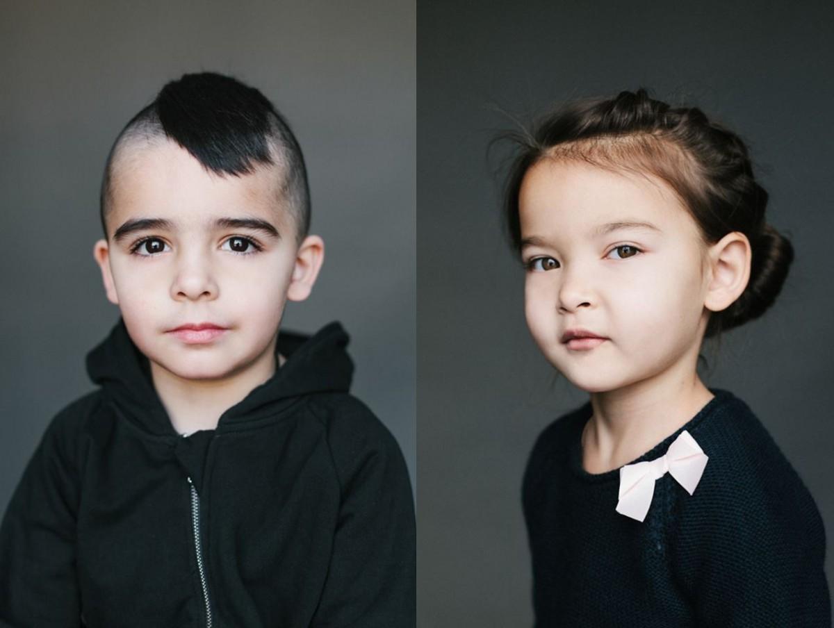 15 фото детей от родителей разной национальности