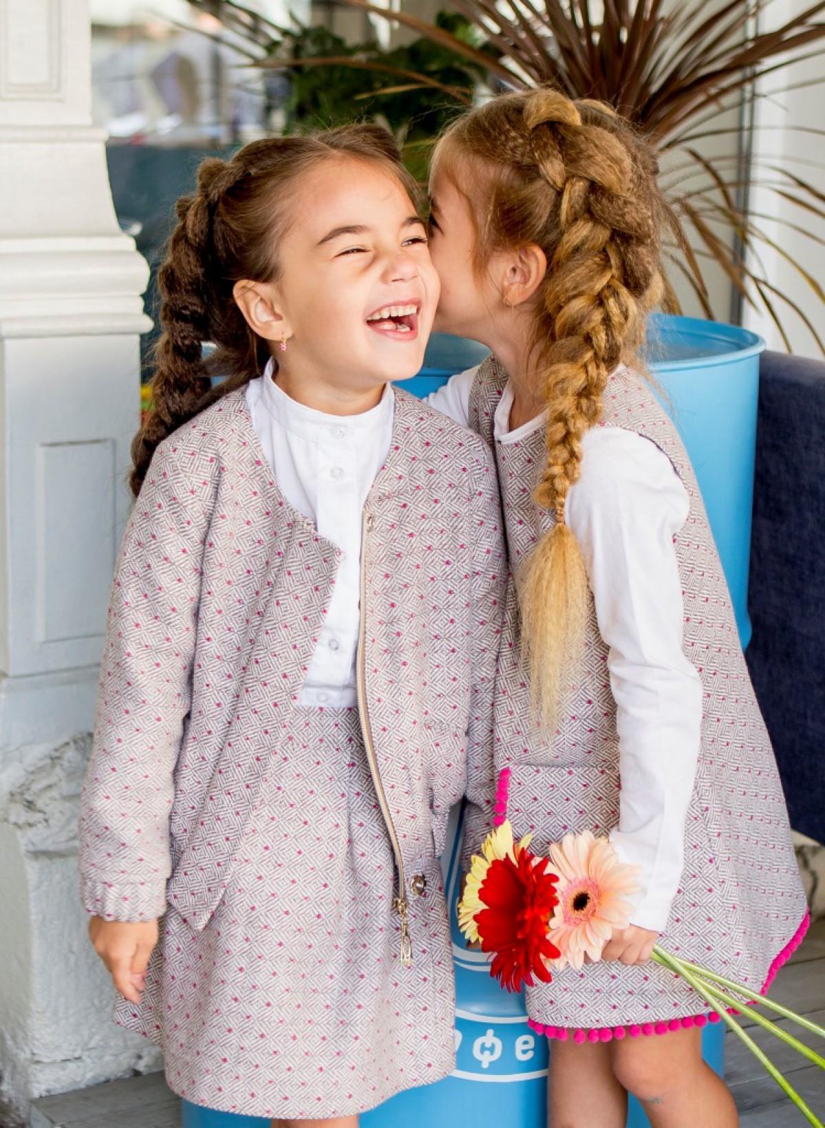 Одежда Для Маленьких Модниц Доставка
