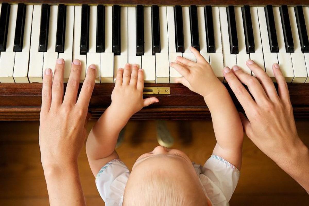 Ребёнок и музыка
