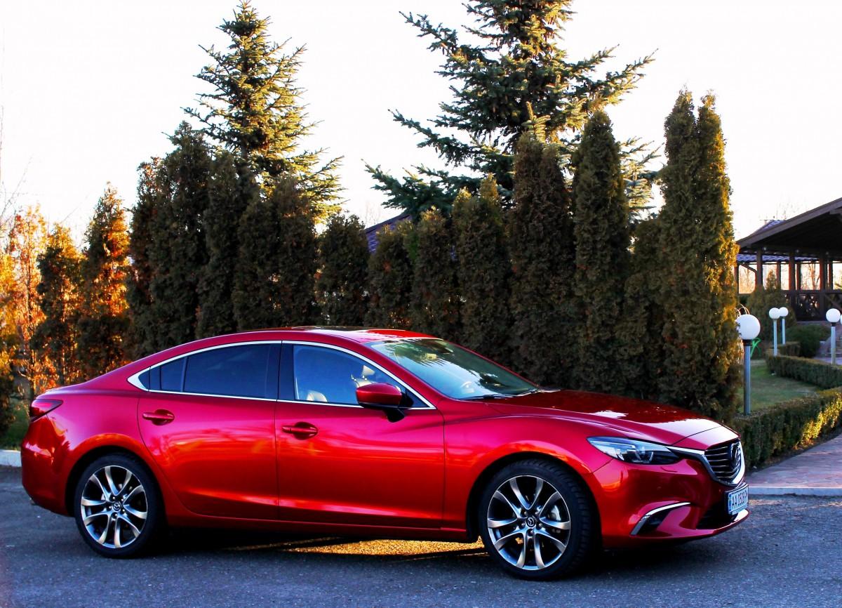 ТЕСТ-ДРАЙВ: Mazda 6 Premium  — автомобиль для рьяных поклонников адреналина и драйва!