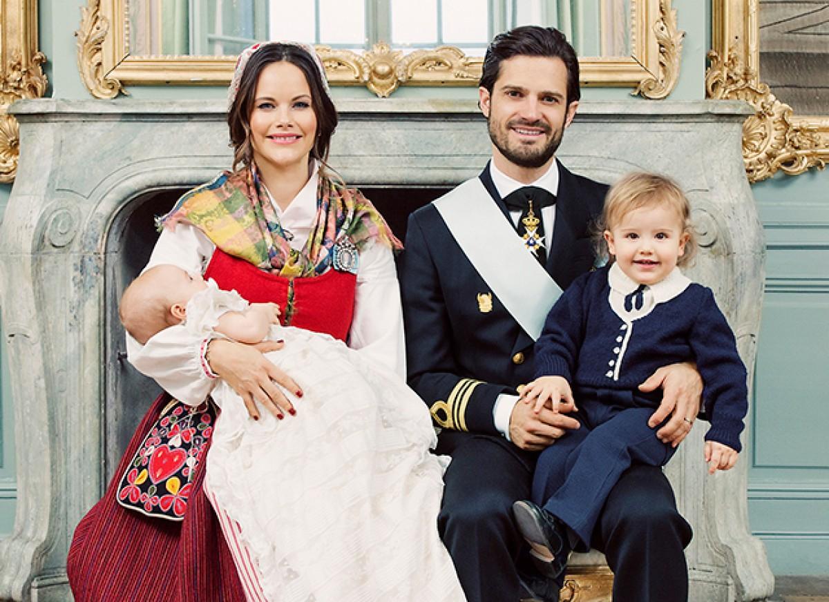 Кронпринцесса Швеции Виктория опубликовала новые фотографии своих детей новые фото