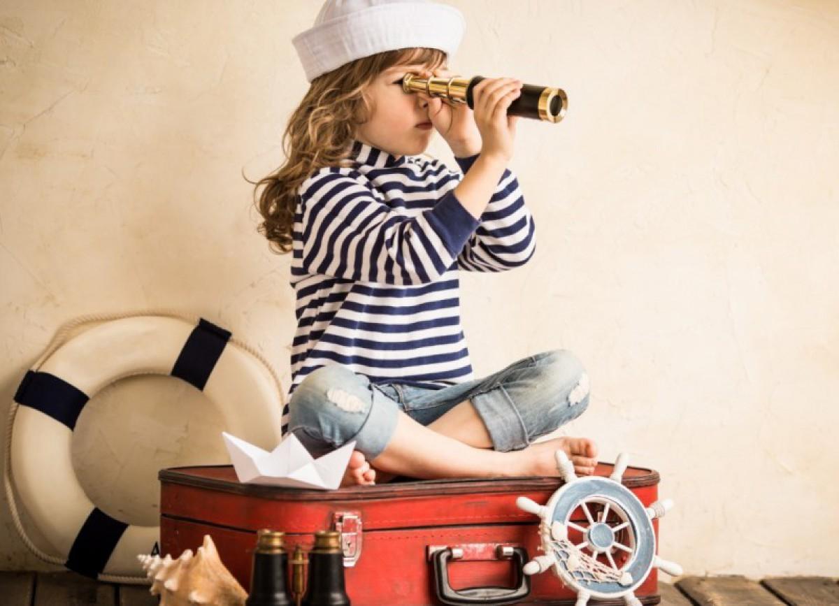 Как правильно собрать детский чемодан