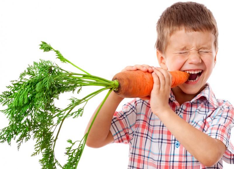 Дети за здоровое питание