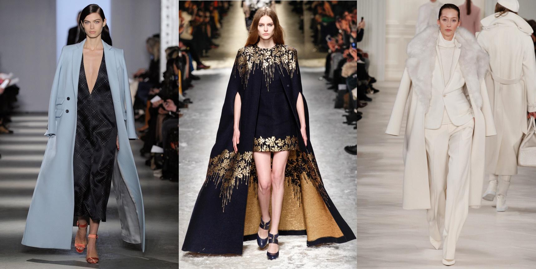 Мода Осень-Зима Верхней Одежды 2017 Г