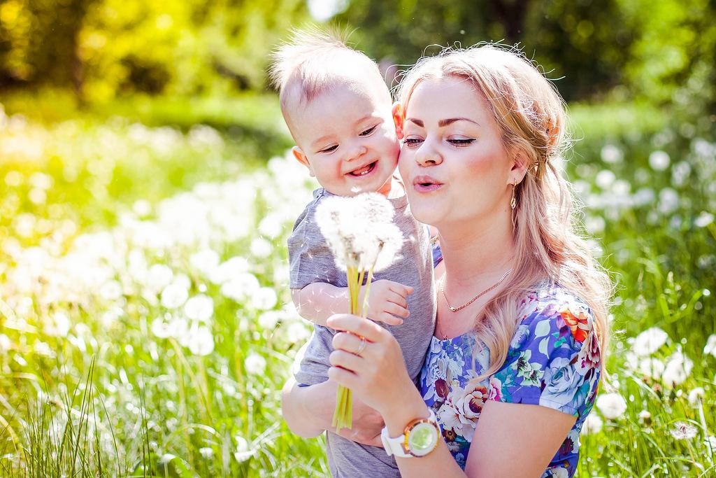 Молодые мамы и дети VK 88