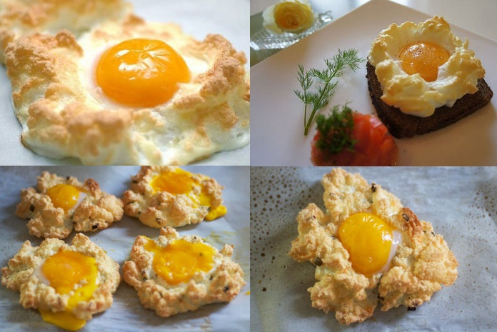 Яичница на завтрак рецепты 5