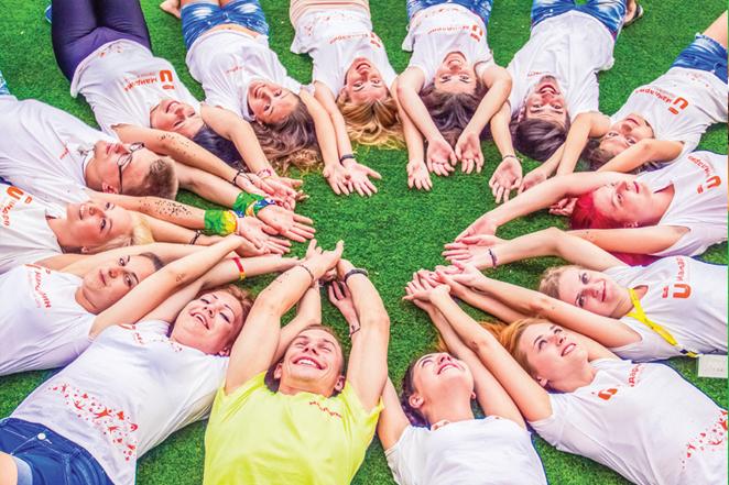 Что можно подарить детям в лагере