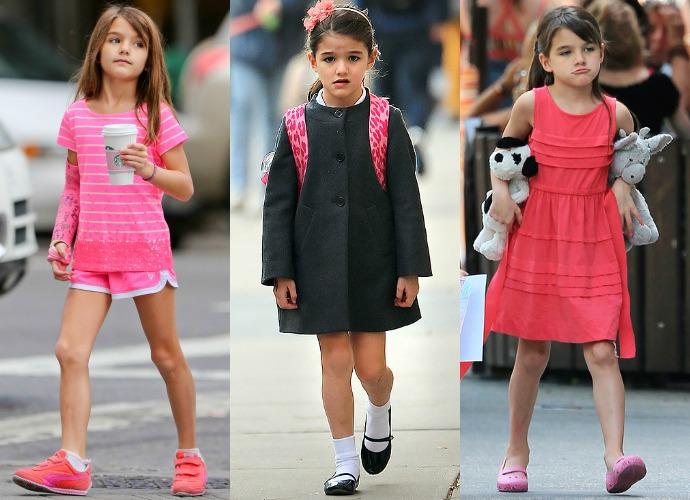 Модные детки знаменитостей