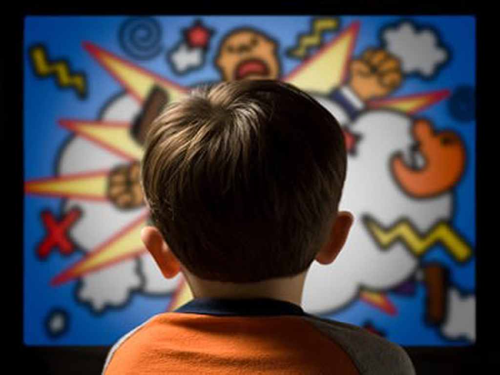 cartoons and violent behavior in children The positive and negative effects of cartoon on children's behavior children have become much more interested in when children watch violence in cartoon.
