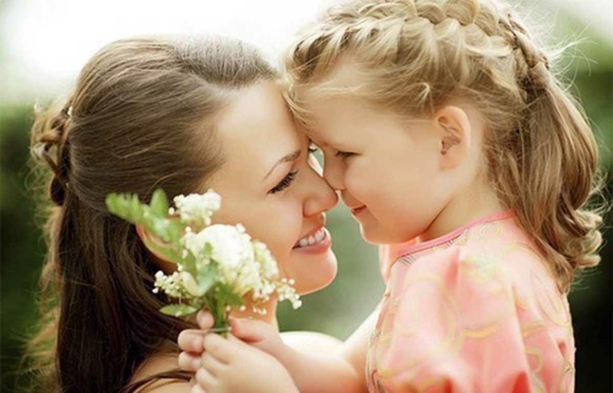 Красивая женщина картинки для детей