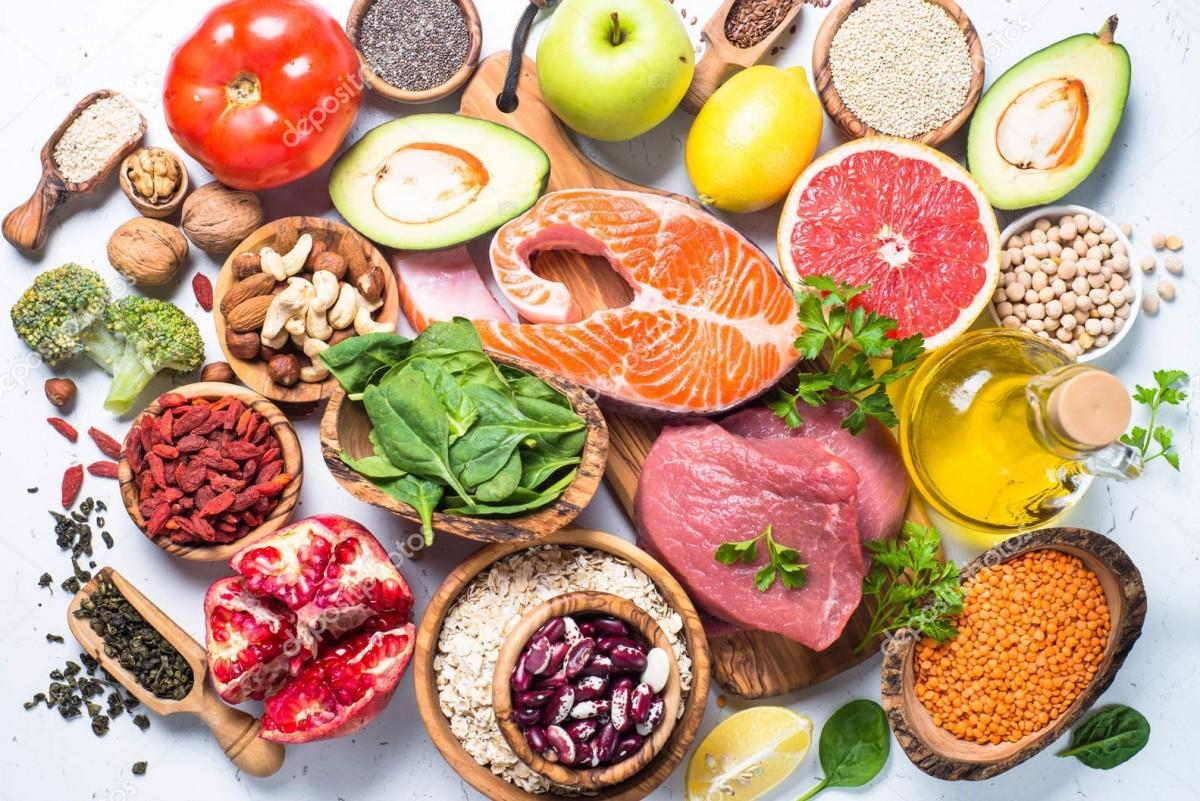 Здоровое питание весной: 8 главных правил