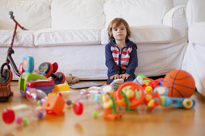 Сколько детей должно быть в доме?